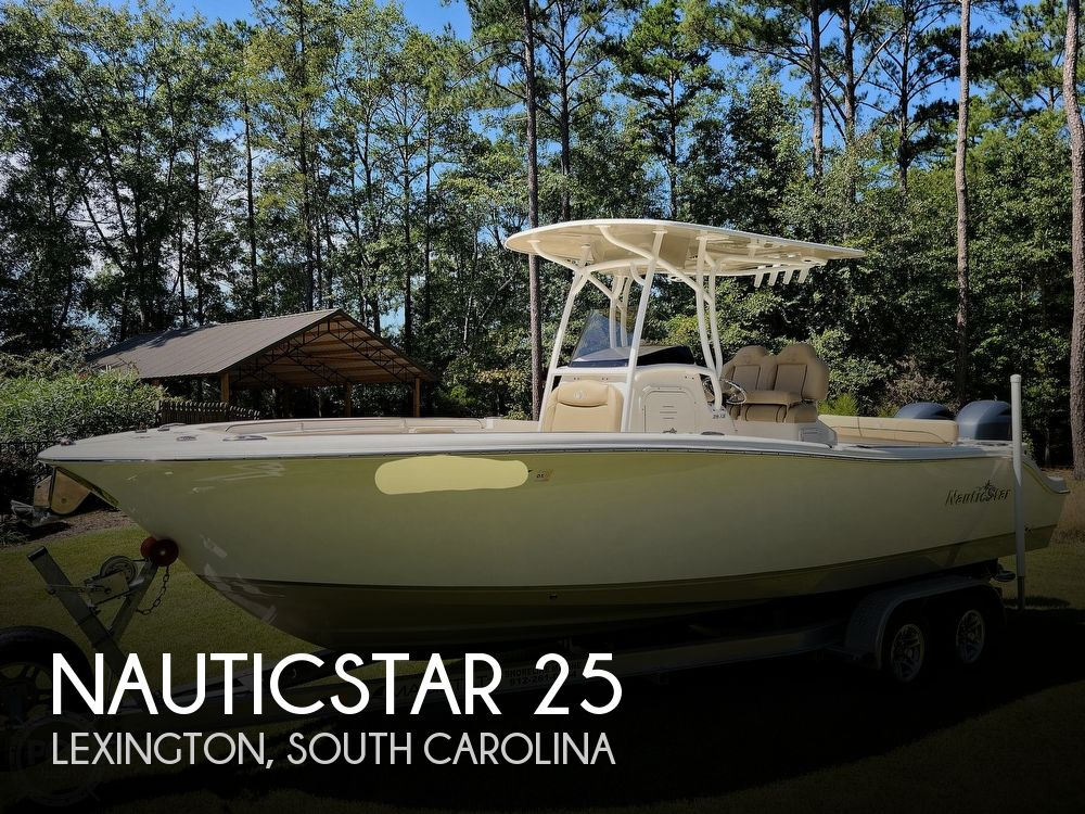 2019 Nautic Star boat for sale, model of the boat is Offshore 25XS & Image # 1 of 40
