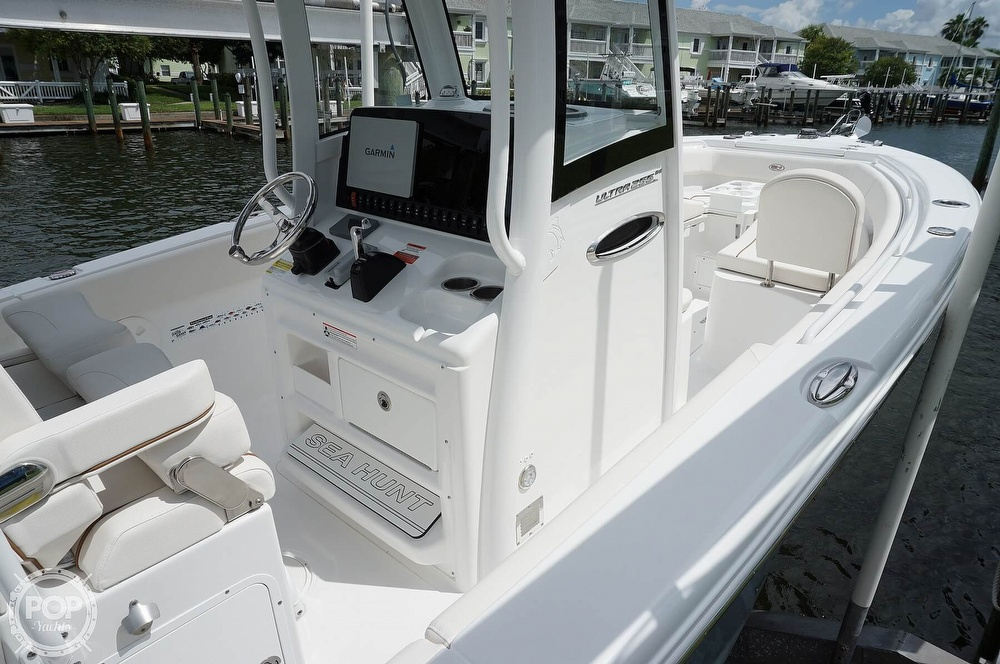 2020 Sea Hunt boat for sale, model of the boat is Ultra 255 SE & Image # 3 of 40