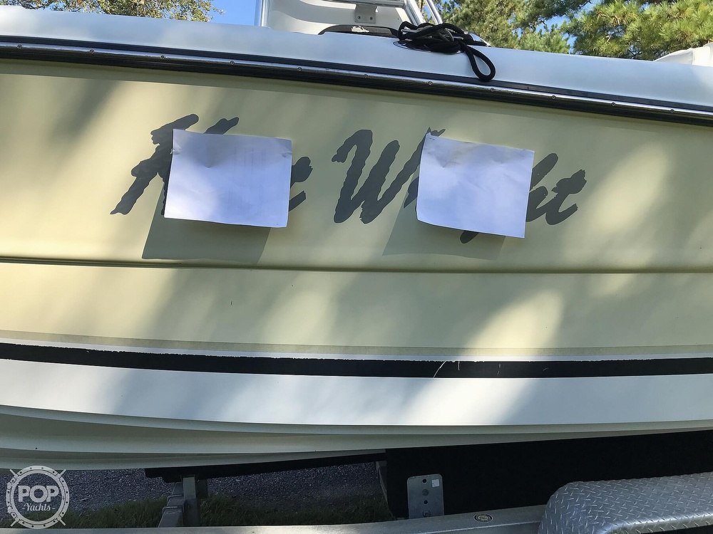 2003 Triton boat for sale, model of the boat is 2486 & Image # 26 of 40