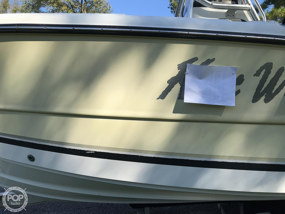 2003 Triton boat for sale, model of the boat is 2486 & Image # 28 of 40