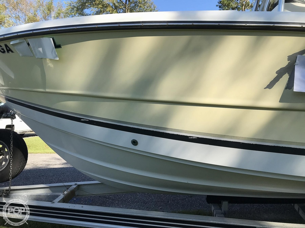 2003 Triton boat for sale, model of the boat is 2486 & Image # 30 of 40