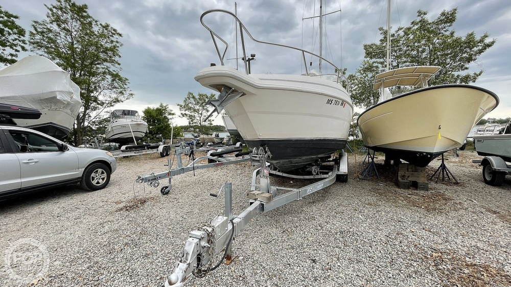 2000 Wellcraft boat for sale, model of the boat is Martinique 2600 & Image # 7 of 40