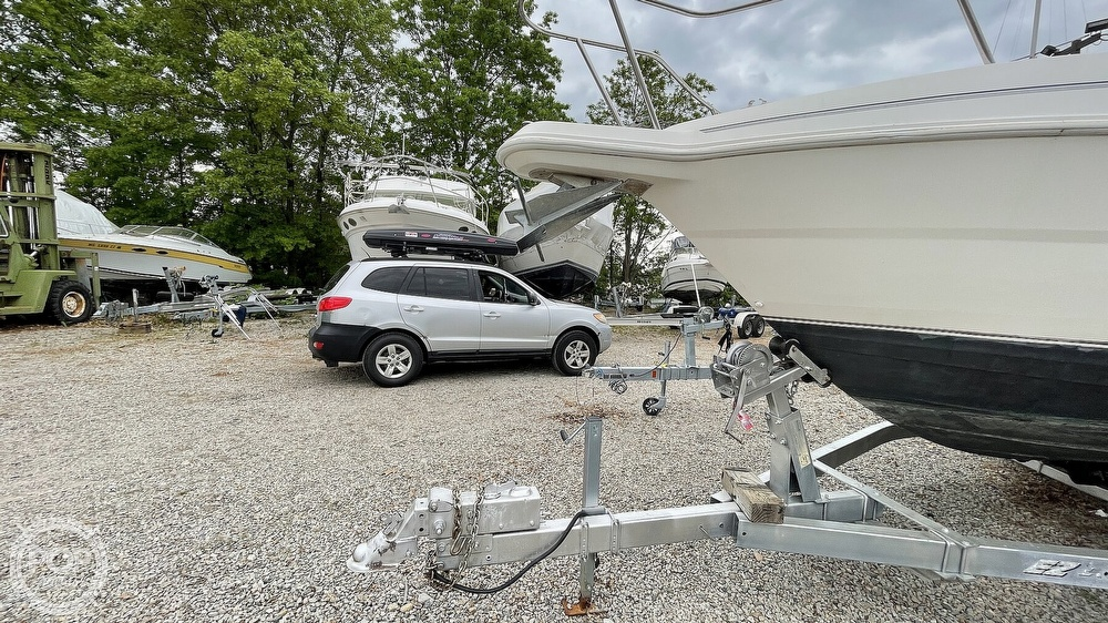 2000 Wellcraft boat for sale, model of the boat is Martinique 2600 & Image # 10 of 40