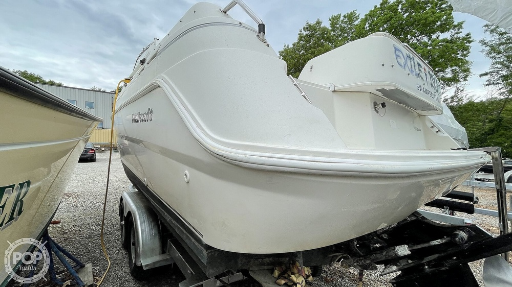 2000 Wellcraft boat for sale, model of the boat is Martinique 2600 & Image # 18 of 40