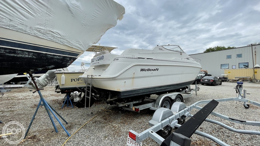 2000 Wellcraft boat for sale, model of the boat is Martinique 2600 & Image # 20 of 40