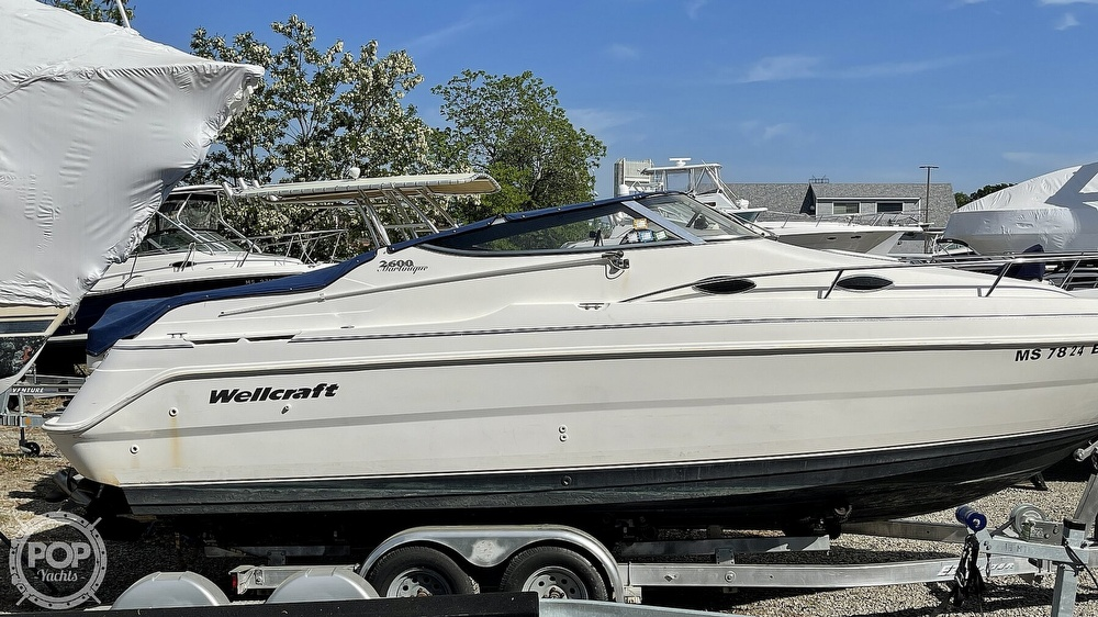 2000 Wellcraft boat for sale, model of the boat is Martinique 2600 & Image # 23 of 40