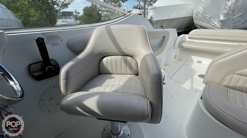 2000 Wellcraft boat for sale, model of the boat is Martinique 2600 & Image # 39 of 40