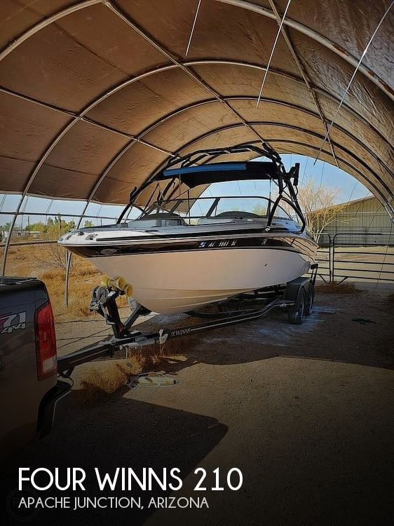 Used Four Winns 21 Boats For Sale by owner | 2004 Four Winns 210