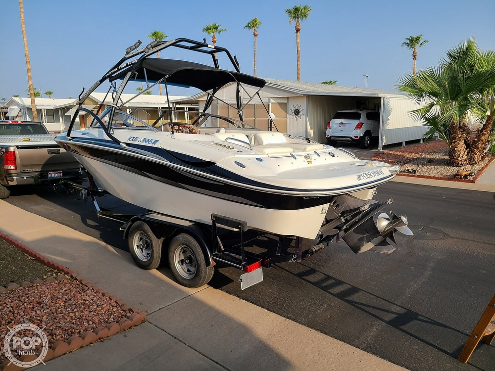 2004 Four Winns boat for sale, model of the boat is 210 Horizon & Image # 8 of 40