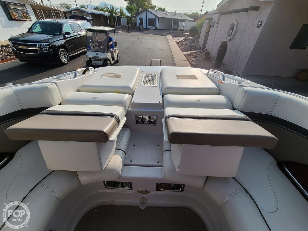 2004 Four Winns boat for sale, model of the boat is 210 Horizon & Image # 11 of 40