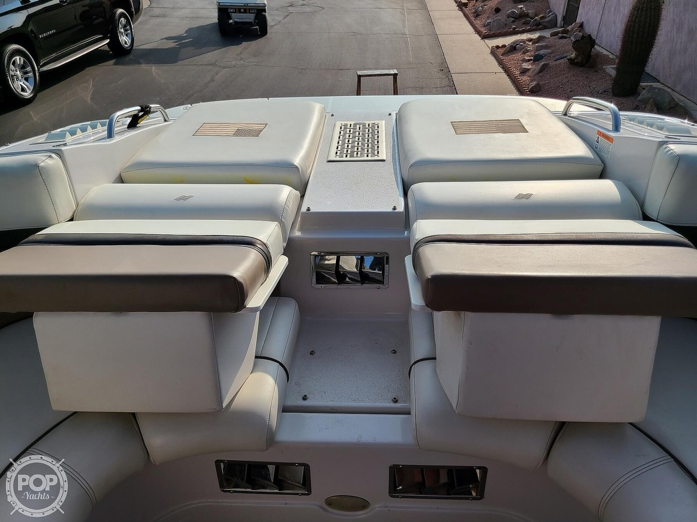2004 Four Winns boat for sale, model of the boat is 210 Horizon & Image # 20 of 40