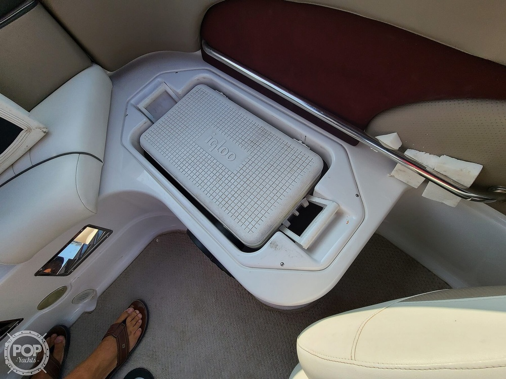2004 Four Winns boat for sale, model of the boat is 210 Horizon & Image # 26 of 40