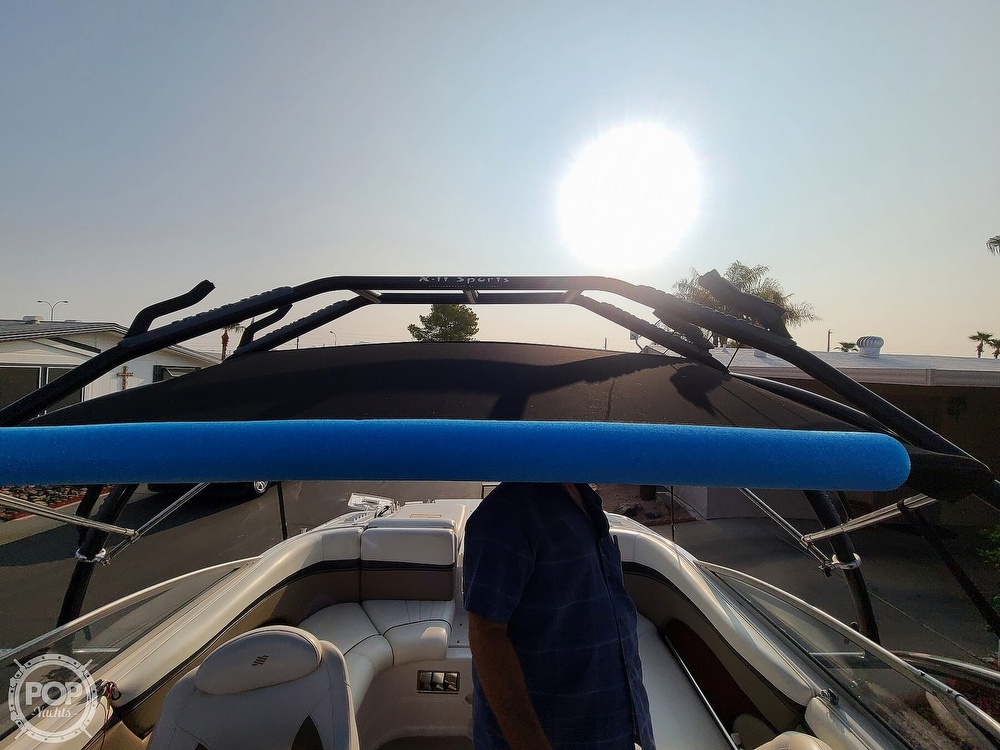 2004 Four Winns boat for sale, model of the boat is 210 Horizon & Image # 31 of 40
