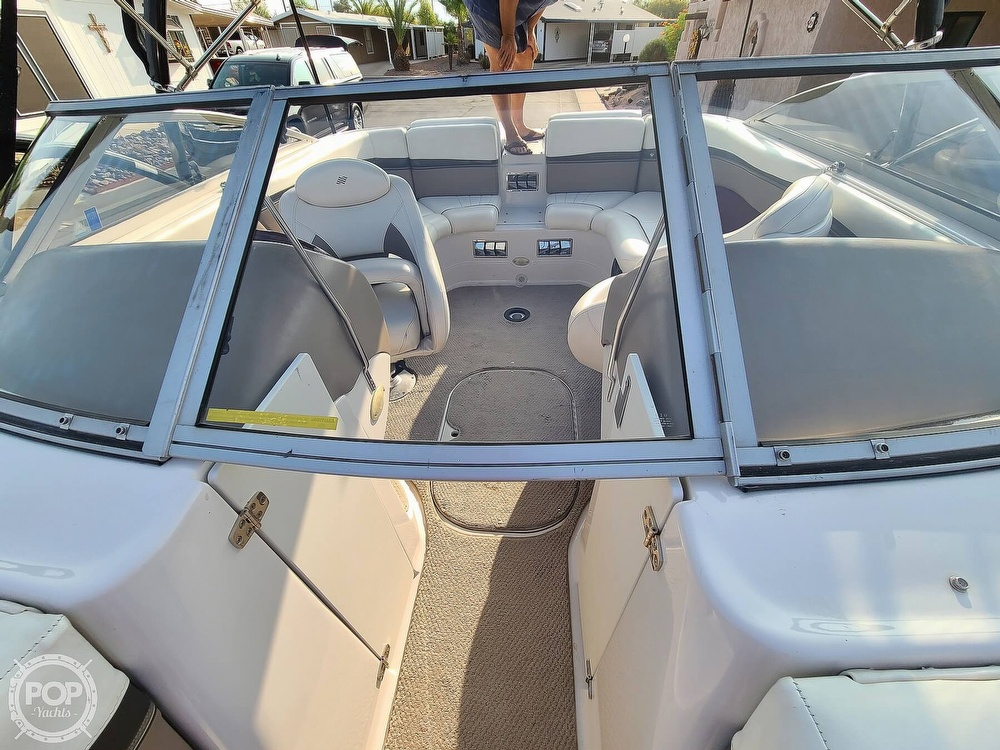 2004 Four Winns boat for sale, model of the boat is 210 Horizon & Image # 33 of 40
