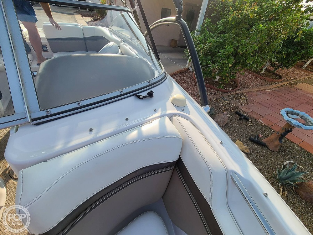 2004 Four Winns boat for sale, model of the boat is 210 Horizon & Image # 36 of 40