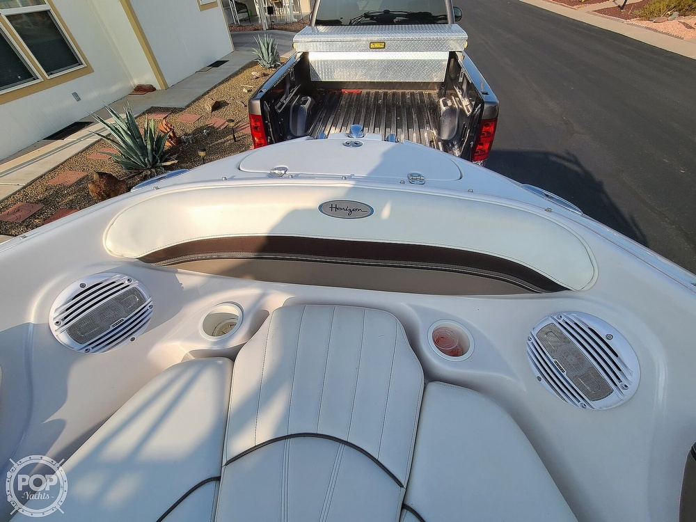 2004 Four Winns boat for sale, model of the boat is 210 Horizon & Image # 40 of 40