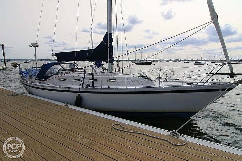 1983 Canadian Sailcraft boat for sale, model of the boat is CS 36 & Image # 2 of 40