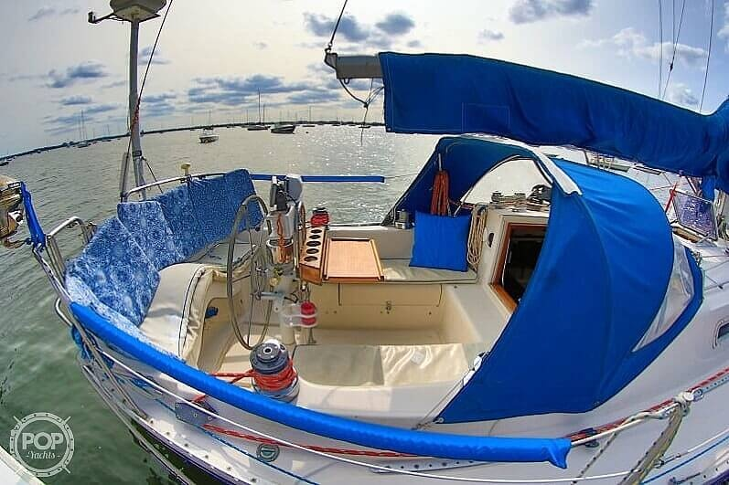 1983 Canadian Sailcraft boat for sale, model of the boat is CS 36 & Image # 5 of 40