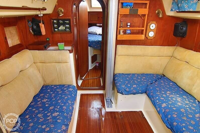1983 Canadian Sailcraft boat for sale, model of the boat is CS 36 & Image # 7 of 40