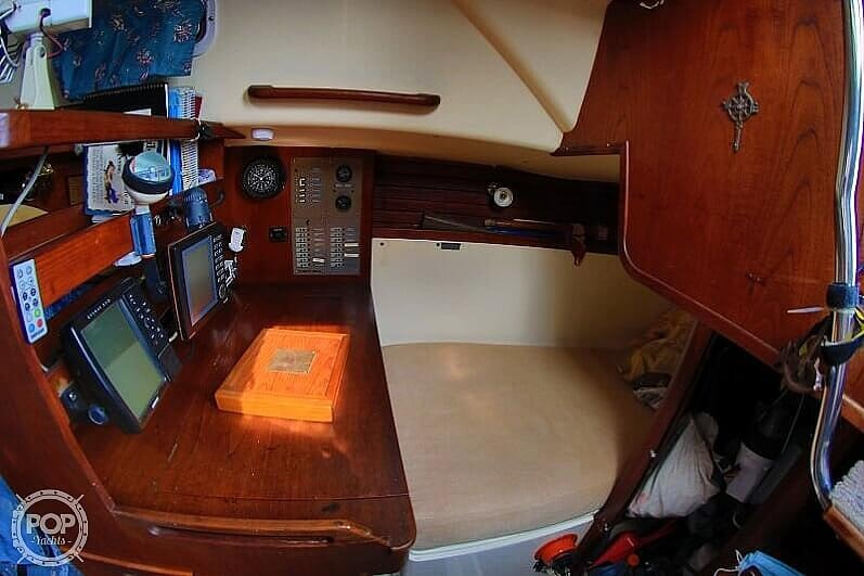 1983 Canadian Sailcraft boat for sale, model of the boat is CS 36 & Image # 11 of 40