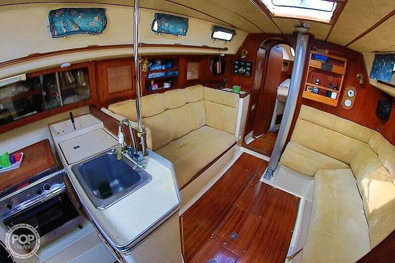 1983 Canadian Sailcraft boat for sale, model of the boat is CS 36 & Image # 13 of 40
