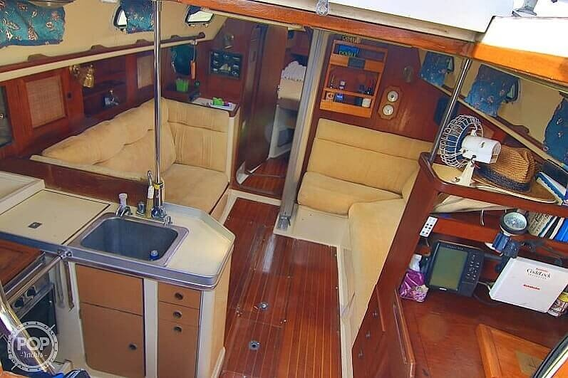 1983 Canadian Sailcraft boat for sale, model of the boat is CS 36 & Image # 15 of 40