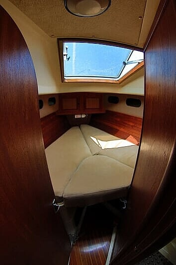1983 Canadian Sailcraft boat for sale, model of the boat is CS 36 & Image # 18 of 40