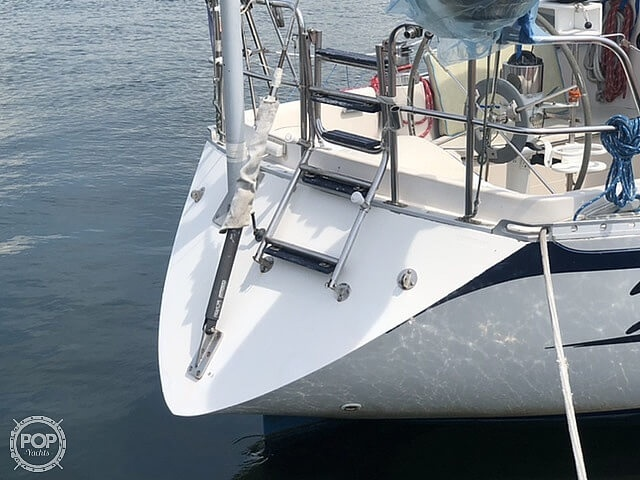 1983 Canadian Sailcraft boat for sale, model of the boat is CS 36 & Image # 25 of 40