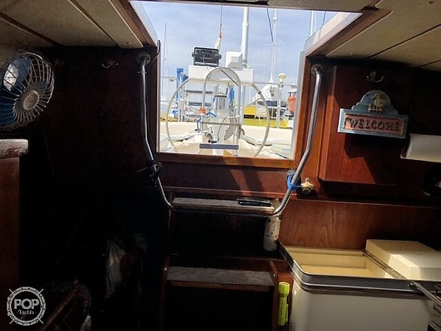 1983 Canadian Sailcraft boat for sale, model of the boat is CS 36 & Image # 29 of 40
