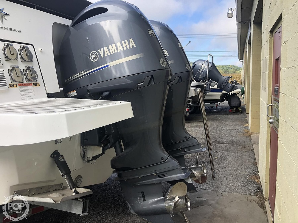 2018 Jeanneau boat for sale, model of the boat is NC 895 & Image # 11 of 40