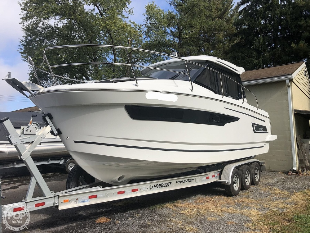 2018 Jeanneau boat for sale, model of the boat is NC 895 & Image # 3 of 40