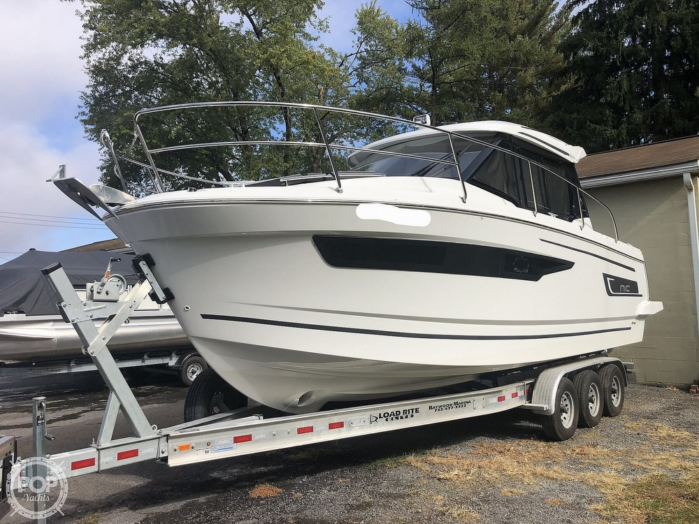 2018 Jeanneau boat for sale, model of the boat is NC 895 & Image # 2 of 40