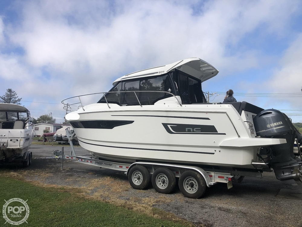 2018 Jeanneau boat for sale, model of the boat is NC 895 & Image # 5 of 40