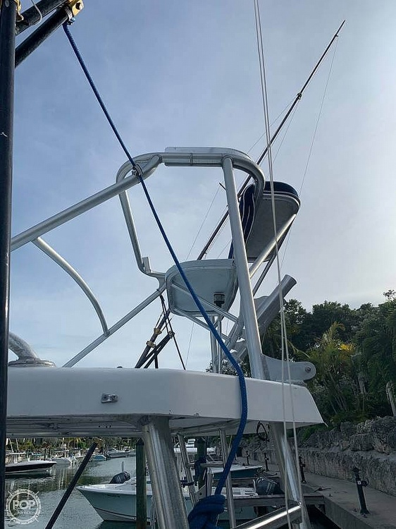 1994 Luhrs boat for sale, model of the boat is 290 Open & Image # 22 of 40