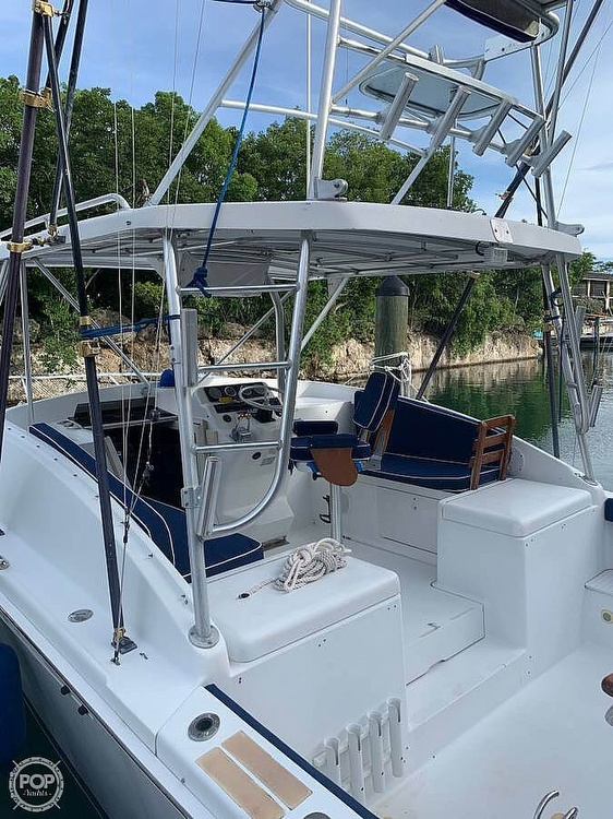 1994 Luhrs boat for sale, model of the boat is 290 Open & Image # 23 of 40