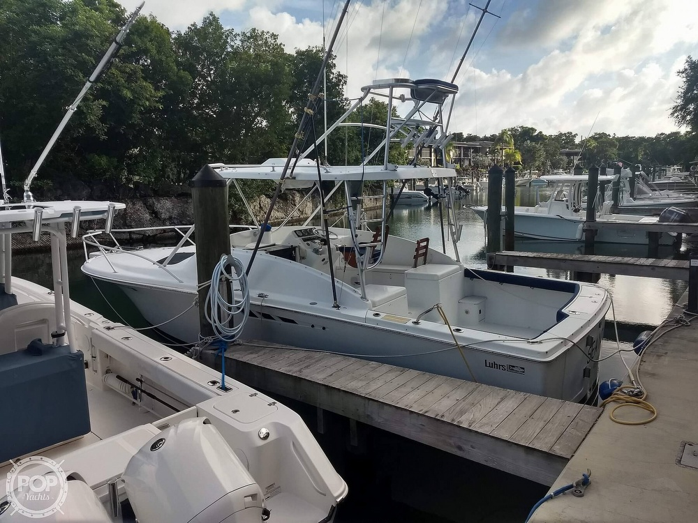 1994 Luhrs boat for sale, model of the boat is 290 Open & Image # 8 of 40