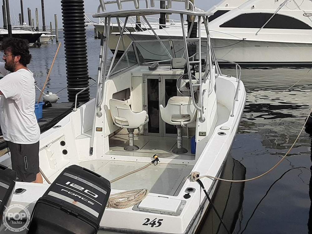 1995 Invader boat for sale, model of the boat is 245 & Image # 14 of 40