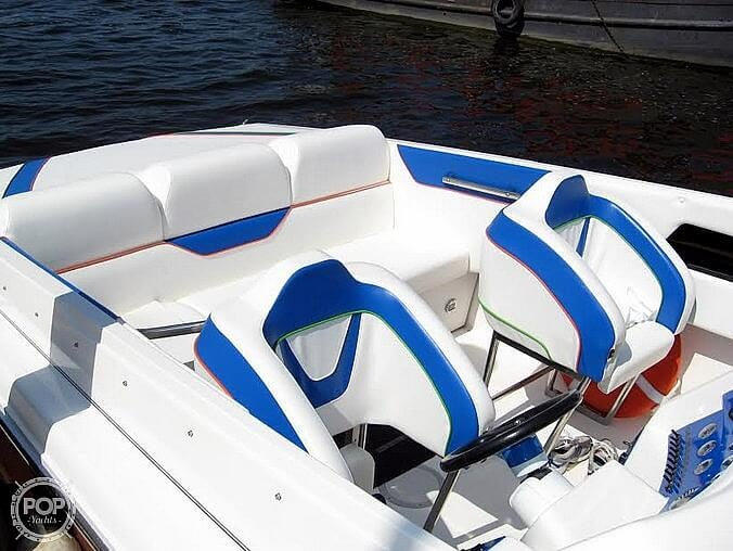 1991 Scarab boat for sale, model of the boat is Excel 38 & Image # 3 of 41
