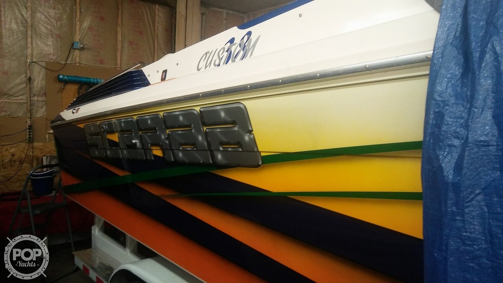 1991 Scarab boat for sale, model of the boat is Excel 38 & Image # 9 of 41