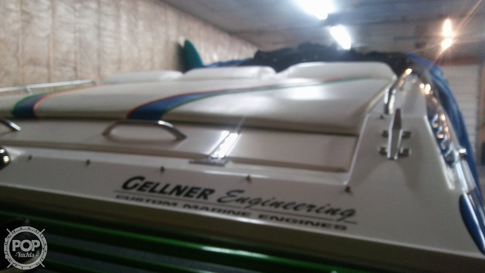 1991 Scarab boat for sale, model of the boat is Excel 38 & Image # 17 of 41