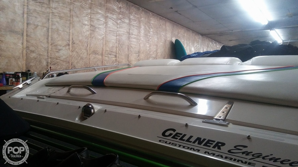 1991 Scarab boat for sale, model of the boat is Excel 38 & Image # 18 of 41