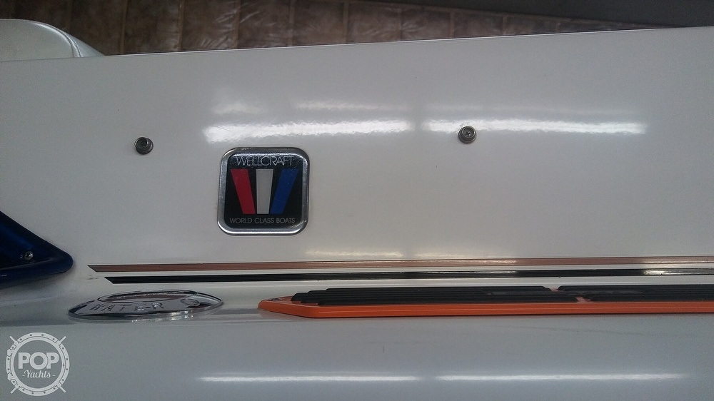 1991 Scarab boat for sale, model of the boat is Excel 38 & Image # 40 of 41