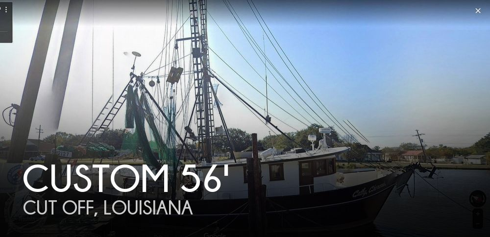 Used Boats For Sale in New Orleans, Louisiana by owner | 1978 Custom 56.5x19.5x6.4
