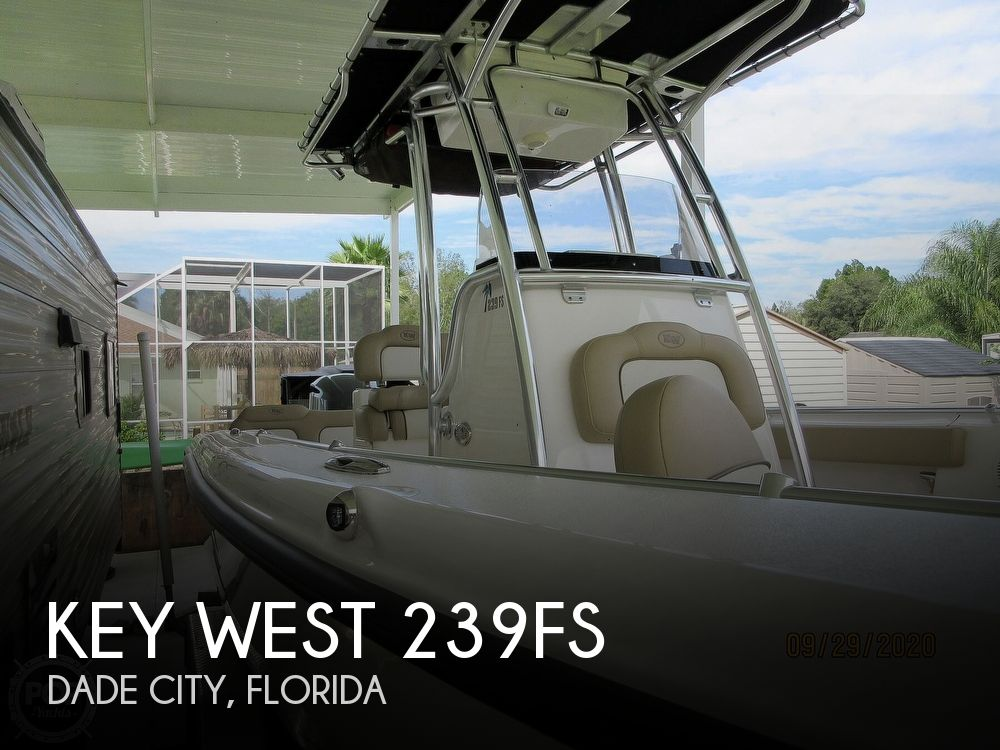 2018 Key West boat for sale, model of the boat is 239FS & Image # 1 of 40