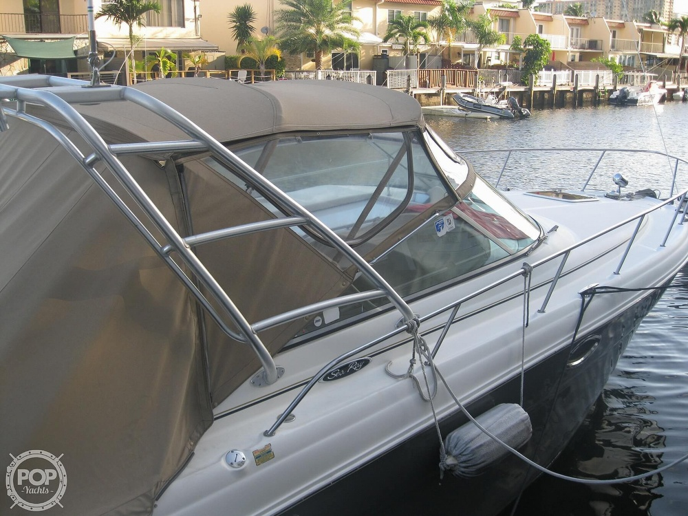 2003 Sea Ray boat for sale, model of the boat is Amberjack 290 & Image # 2 of 40