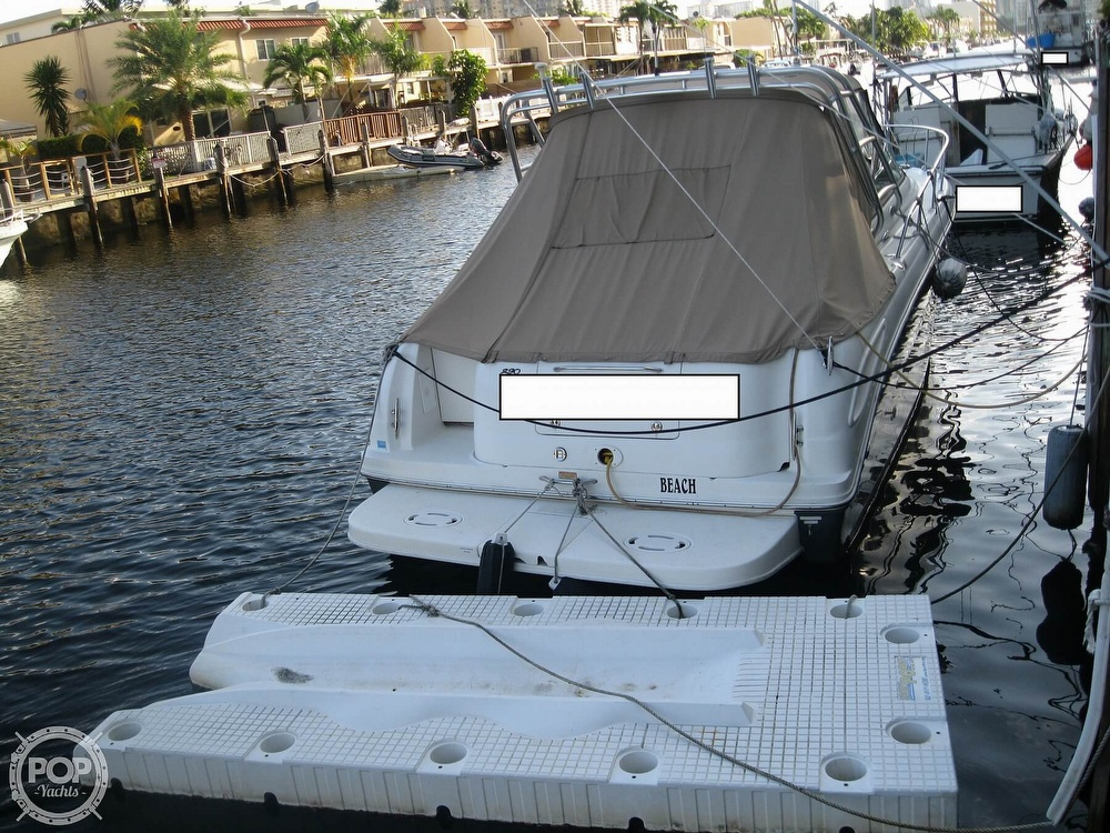 2003 Sea Ray boat for sale, model of the boat is Amberjack 290 & Image # 6 of 40