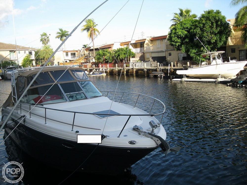 2003 Sea Ray boat for sale, model of the boat is Amberjack 290 & Image # 9 of 40