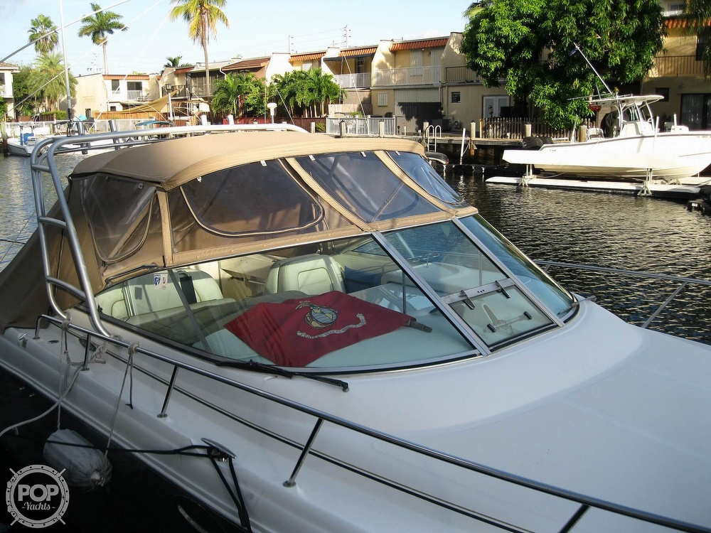 2003 Sea Ray boat for sale, model of the boat is Amberjack 290 & Image # 11 of 40