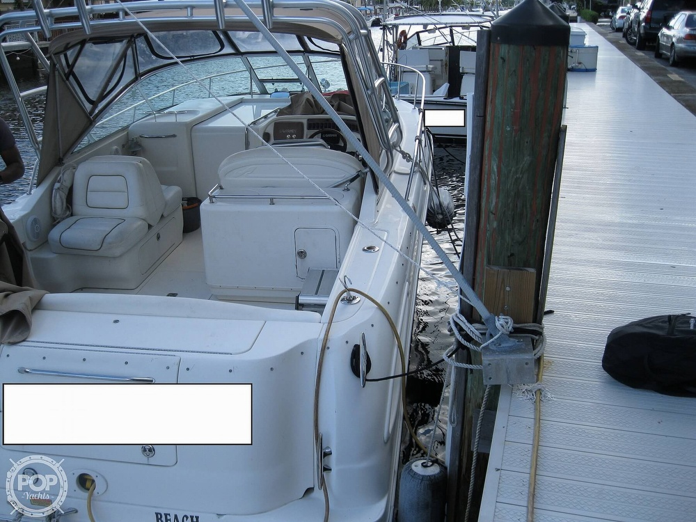 2003 Sea Ray boat for sale, model of the boat is Amberjack 290 & Image # 13 of 40