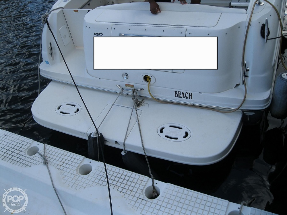 2003 Sea Ray boat for sale, model of the boat is Amberjack 290 & Image # 14 of 40